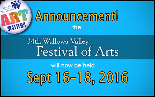 Wallowa Valley Festival of Arts